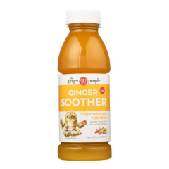 Ginger Soother con cúrcuma The Vitamin Shoppe Panamá