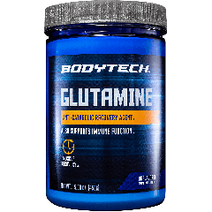 BODYTECH GLUTAMINE POWDER 4.5 g (100 serv)