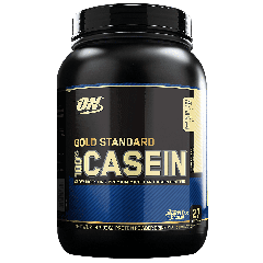 OPTIMUM NUTRITION GOLD 100% CASEIN CREAMY VANILLA (27 serv) 2 lb