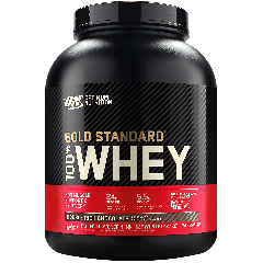 OPTIMUM NUTRITION GOLD 100% WHEY DOUBLE RICH CHOCOLATE (74 serv) 5 lb