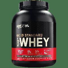 OPTIMUM NUTRITION GOLD 100% WHEY DOUBLE RICH CHOCOLATE (74 serv) 5 lb