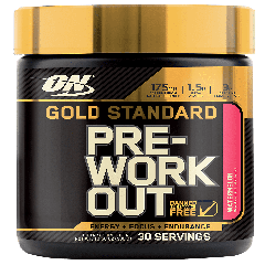 OPTIMUM NUTRITION GOLD STANDARD PRE WORKOUT WATERMELON (30 serv)