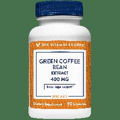 THE VITAMIN SHOPPE GREEN COFFEE BEAN EXTRACT 400 mg (90 cap)