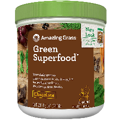 AMAZING GRASS GREEN SUPERFOOD CHOCOLATE (30 serv)