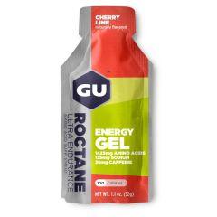 GU Roctane Energy Gel Cherry Lime (1 gel)