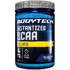 BODYTECH INSTANTIZED BCAA 2:1:1 UNFLAVORED 5 g (65 serv)