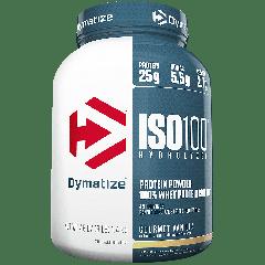 DYMATIZE ENTERPRISES ISO100 GOURMET VANILLA (45 serv) 3 lb