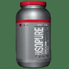 Isopure Zero Carb Strawberries & Cream (22 serv) 3 lb_01