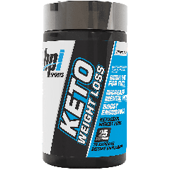 BPI KETO WEIGHT LOSS (75 cap)