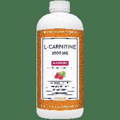 L-Carnitine 3000 mg Raspberry (16 fl oz)_01