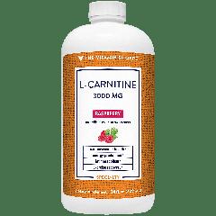 L-Carnitine 3000 mg Raspberry (24 fl oz)_01