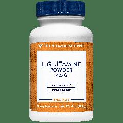 THE VITAMIN SHOPPE L-GLUTAMINE 4.5 g (25 serv)