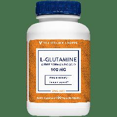 THE VITAMIN SHOPPE L-GLUTAMINE 500 mg (100 cap)