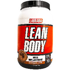 LABRADA NUTRITION LEAN BODY MEAL REPLACEMENT CHOCOLATE (16 serv) 2.47 lb