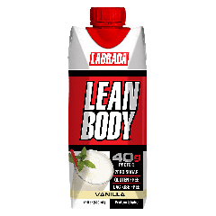 LABRADA NUTRITION LEAN BODY RTD VANILLA 40 g (17 fl oz)