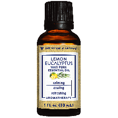 THE VITAMIN SHOPPE LEMON EUCALYPTUS ESSENTIAL OIL (1 fl oz)