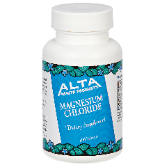 ALTA HEALTH PRODUCTS MAGNESIUM CHLORIDE 100EA
