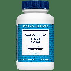 Citrato de Magnesio de Vitamin Shoppe Panama
