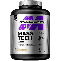 MUSCLETECH MASS TECH VANILLA (13 serv) 7 lb
