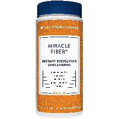 THE VITAMIN SHOPPE MIRACLE FIBER 5 g (34 serv)