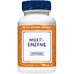 THE VITAMIN SHOPPE MULTI ENZYME (100 tab)