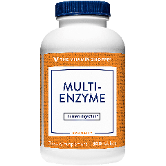 THE VITAMIN SHOPPE MULTI ENZYME (300 tab)
