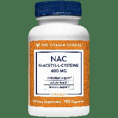 THE VITAMIN SHOPPE NAC N-ACETYL-L-CYSTEINE 600 mg (100 cap)