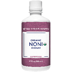 THE VITAMIN SHOPPE NONI JUICE BLEND ORGANIC (32 fl oz)