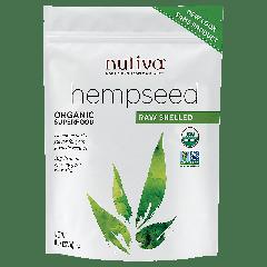 NUTIVA NUTIVA HEMPSEED SHELLED ORGANIC