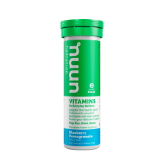 NUUN AND CO INC NUUN VITAMINS BLUEBERRY POMEGRANATE TABS