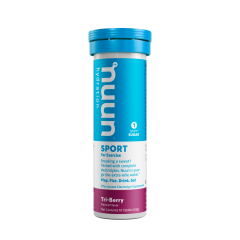 NUUN AND CO INC NUUN TRI-BERRY DRINK TABS