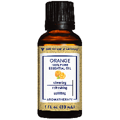 THE VITAMIN SHOPPE ORANGE ESSENTIAL OIL (1 fl oz)