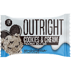 Outright Protein Bar Cookies & Cream Peanut Butter 01