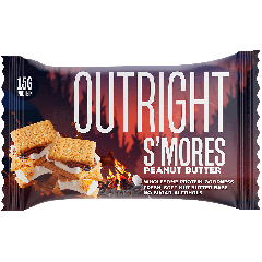 Outright Protein Bar Smores Peanut Butter1