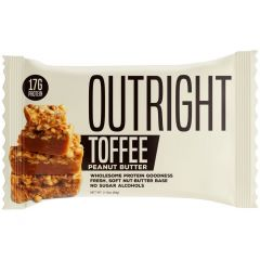 Outright Protein Bar Toffee Peanut Butter