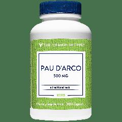 THE VITAMIN SHOPPE PAU D ARCO 500 mg (300 cap)