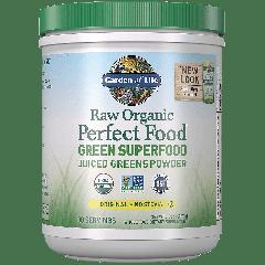 GARDEN OF LIFE PERFECT FOOD GREEN SUPERFOOD ORIGINAL (30 serv)