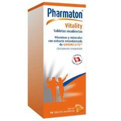 Pharmaton Vitality X 90 tabletas