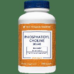 THE VITAMIN SHOPPE PHOSPHATIDYLCHOLINE 385 mg (100 soft)