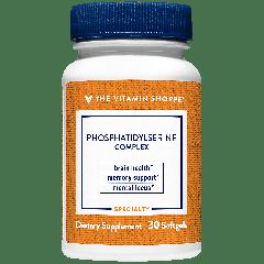 THE VITAMIN SHOPPE PHOSPHATIDYLSERINE COMPLEX 500 mg (30 soft)