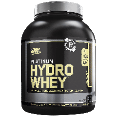 OPTIMUM NUTRITION PLATINUM HYDRO WHEY TURBO CHOCOLATE (40 serv) 3.5 lb