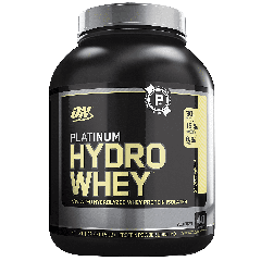 OPTIMUM NUTRITION PLATINUM HYDRO WHEY VELOCITY VANILLA (40 serv) 3.5 lb