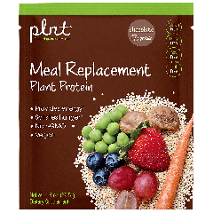 Plnt Meal Replacement chocolate