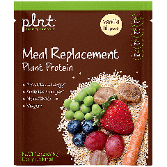 Plnt Meal Replacement Vanilla