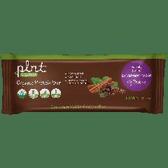 plnt Organics Peanut Cinnamon Raisin Protein Bar