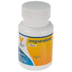 THE VITAMIN SHOPPE PREGNENOLONE 30 mg (60 cap)