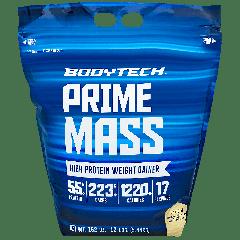 BODYTECH PRIME MASS VAINILLA (17 serv) 12 lb