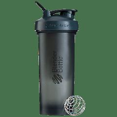 Pro45 Shaker Bottle GreyBlack (45 fl oz)