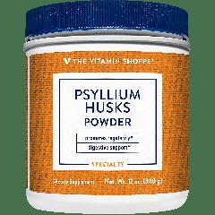 THE VITAMIN SHOPPE PSYLLIUM HUSKS POWDER (68 serv) 340 g