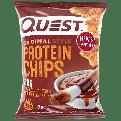 Protein chips-BBQ